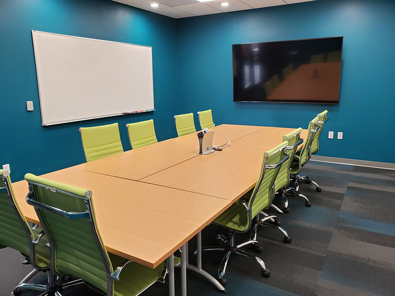 Monona Conference Room for Public Rental | Brix Monona Coworking Space | Madison, Wisconsin