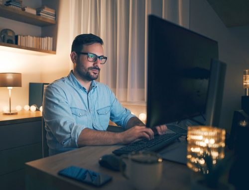 7 Tips for Creating a Quiet, Productive Work-From-Home Environment