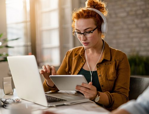 Top Five Noise-Cancelling Headphones for Remote Workers