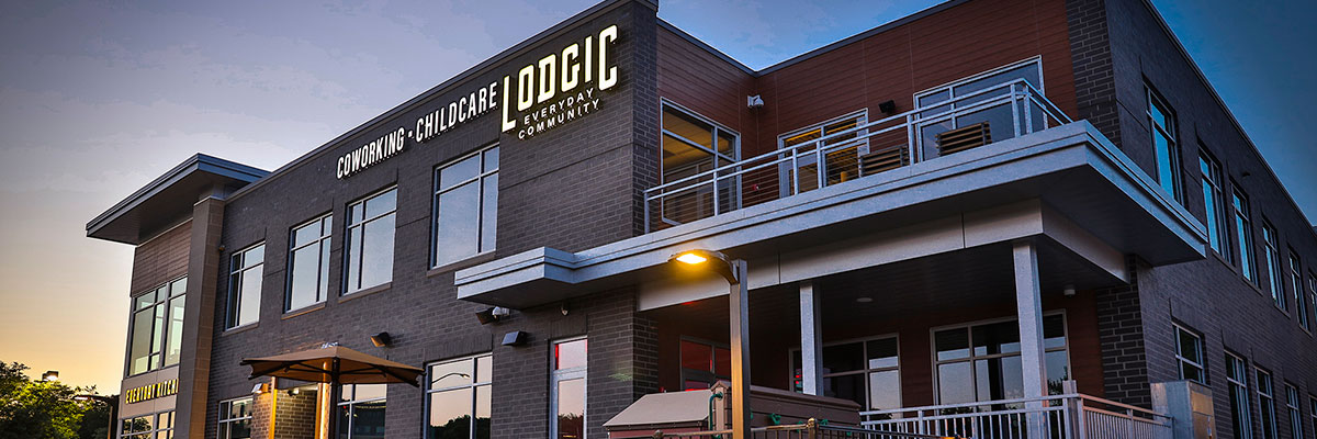 Lodgic Workplace Coworking Space in Madison, WI