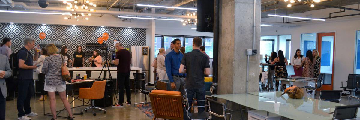 Novel Coworking Space in Madison, WI